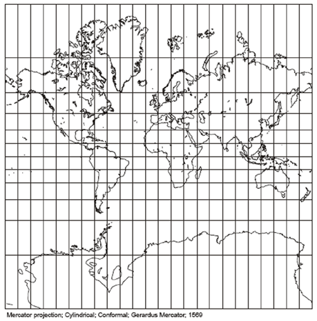 The Mercator Projection